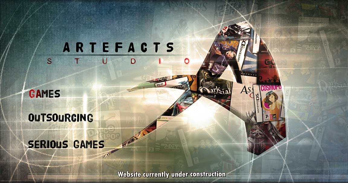 Interview : Artefacts Studio avec Consolefun